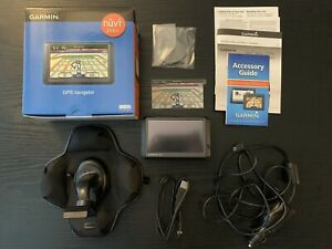 "Complete Bundle Set Garmin nüvi nuvi 255W 4.3"" GPS + Portable Friction Mount"