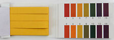 1 Pack / 80 strips of 1-14 pH Test indicator paper Lab Water Soil Body Aquarium