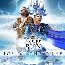 EMPIRE OF THE SUN ICE ON THE DUNE CD ELECTRO POP 2013 NEW