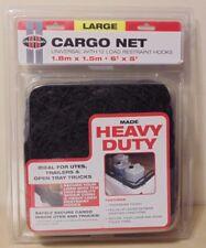Aunger Large Heavy Duty Cargo Net 1.8x1.5M 6'x5' for Trailer Ute Truck Utility