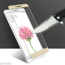 Full Screen Covered Tempered Glass Screen Guard for Xiaomi Mi Max Prime GOLD