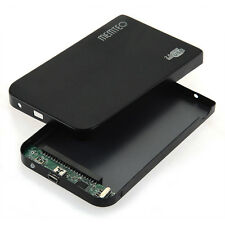 External USB2.0 2.5 inch Hard Drive Disk IDE HDD Case Cover for PC Computer MAC