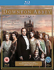 Downton Abbey - Series 6 - Complete (Blu-ray, 2015)
