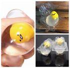 Clear Kawaii Lazy Egg Vent Toy Gifts Japaness Sanrio Gudetama Limp Pinch Mascot