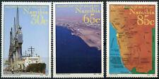 Namibia 1994 SG#641-3 Walvis Bay Territory MNH Set #E2937