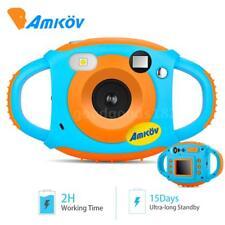 Amkov Creative Study Automatic Children Kids Digital Camera Recorder Photo Gift
