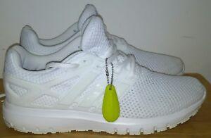ADIDAS Energy Cloud Cloudfoam Men's Running Shoes WTC BY2207 Triple White.Sz 9.5