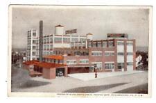 Pa - Elizabethtown Pennsylvania Postcard Klein'S Klein Chocolate Factory