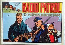 COLLANA YELLOW KID N.91 COMIC ART RADIO PATROL IL RELITTO MISTERIOSO 1979