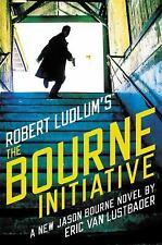 Robert Ludlum's (TM) The Bourne Initiative (Jason Bourne series)-ExLibrary