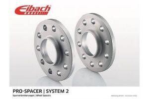 15mm 5x100 AUDI SEAT SKODA VW Hub Centric Eibach PRO-SPACERS S90-2-15-005