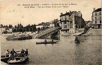 CPA   La Guerre 1914- Lagny-Le Pont de fer sur la Marne -1914 War ... (436443)