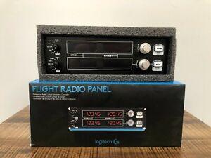 Logitech G Saitek Pro Flight Radio Panel  945-000029