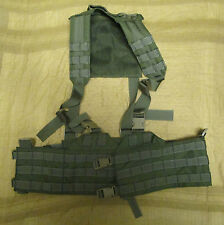 NEW US/USAF EAGLE INDUSTRIES MOLLE DF-LCS LOAD BEARING RIFLEMAN'S VEST/H HARNESS