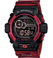 Casio G-Shock *GLS8900CM-4 Winter G-Lide Camo Red Gshock Watch COD PayPal