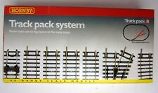 Hornby R8016 Track Pack System Track Pack B -  Nickel Silver OO (P)