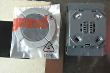 legrand DESIGNER Arteor 5743 50 Universal Micro-switch 2x1000w 240V Magnesium