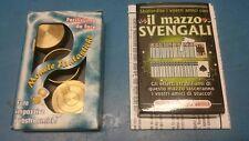 Due giochi di prestigio: Carte SVENGALI + Monete Fantastiche