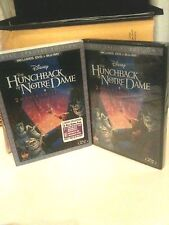 Disney:The Hunchback of NotreDame DVD+Blu/rayPackaging ) New; Sealed + Fast Ship