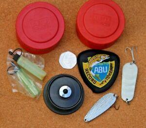 Assorted ABU Sweden accesories