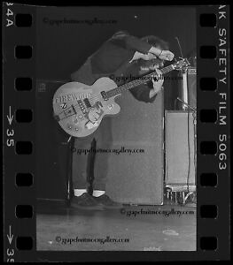 1984 The Replacements Negative Lost Rock & Roll Tommy Stinson At First Avenue