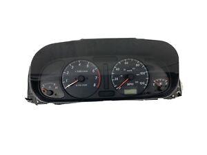 2000-2002 Rodeo & Passport 3.2 M/T 4x4 speedometer cluster gauge panel tach oem