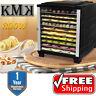 KMK Premium 10 Tray Food Dehydrator 800W Timer Dryer Preserve Jerky Fruit Meat