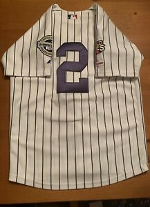 Derek Jeter New York Yankees (#2) 2009 World Series Youth Majestic Jersey | Rare