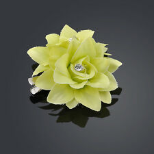 Chic Hair Flower Clip Pin Bridal Wedding Prom Party Gift for Women Beauty Pro