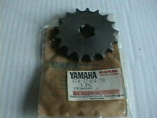Yamaha Motorcycle Front Sprockets, with Classic Motorcycle Part