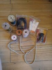 Job Lot Of waxed Cord - BOLO CORD  -TANDY LEATHER