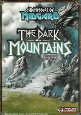 Grey Fox Games Champions of Midgard: The Dark Mountains Expansion new
