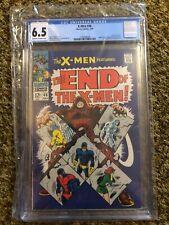 Uncanny X-men #46 Silver age Juggernaut Key CGC 6.5