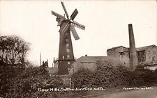 Sutton in Ashfield. Flour Mills, Sutton Junction # 634 by Peveril. Windmill.