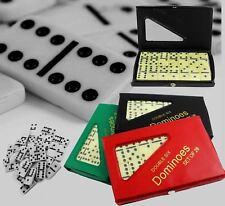 DOMINOES ,New Double Six Dominoes Set of 28 ,