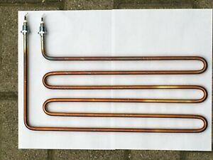 Rohrheizkörper Heizstab für Weka Karibu Saunaofen 3 000 Watt Classic SHG geteste