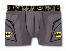 BATMAN Boys DC Comics Blue Logo Briefs