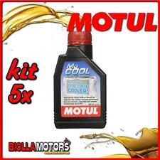 KIT 5X 500ML MOCOOL MOTUL ADDITIVO RADIATORE MOTUL 500 ML - 5x 102222
