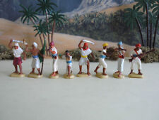 Painted Plastic ESCI Toy Soldiers