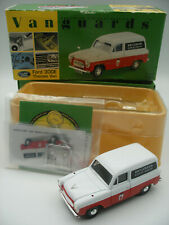 VANGUARDS voiture ancienne 1/43 Limited edition FORD 300E Thames VAN Brylcreem