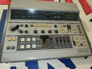 Digital Mixer Panasonic WJ-MX12 AUDIO VIDEO Professionale
