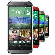 HTC 6525 One M8 Verizon Wireless 4G LTE 32 GB Android Smartphone - Very Good