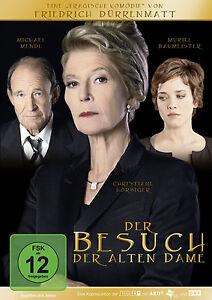 DVD * DER BESUCH DER ALTEN DAME   CHRISTIANE HÖRBIGER # NEU OVP §