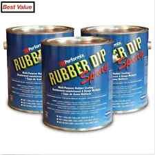 Performix Plasti Dip Gunmetal Grey Rubber Coating Ready to Spray- 1 Gallon