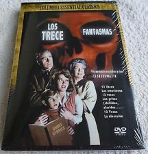 LOS 13 FANTASMAS / 13 Ghosts  1960 - ESPAÑOL LATINO / ENGLISH DVD R2 Precintada