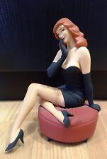 BERTHET - Statue PIN-UP ROBE NOIRE Edition speciale 30 exemplaires