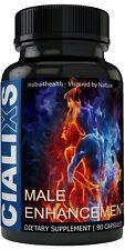 CialiXS Male Enhancement Supplement Enhancing Pills for Men 1 Month Supply