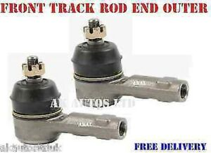 For Mitsubishi Shogun Pinin 2000-2008 Front Tie Track Rod End Outer LEFT & RIGHT
