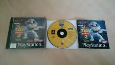 Toy Story 2 Buzz Lightyear Sony Playstation PS1, PS2 und PS3 Spiel