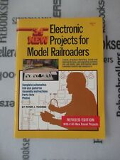 34 New Electronic Projects for Model Railroaders